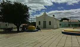 Casa Nova - Casa Nova-BA-Igreja de N.Sra.de Fátima do Povoado de Lagoa do Alegre-Foto:Adalberto Eletricista