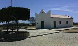 Casa Nova - Casa Nova-BA-Igreja do Bom Jesus no Povoado de Poço de Pedra-Foto:Adalberto Eletricista