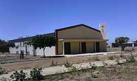 Casa Nova - Casa Nova-BA-Igreja do Coração de Jesus no Povoado de Vila Azul-Foto:Adalberto Eletricista