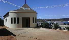 Casa Nova - Casa Nova-BA-Igreja do Povoado de Lagoa dos Negros-Foto:Adalberto Eletricista