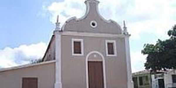 Matriz de São Sebastião-Foto:Vicente A. Queiroz