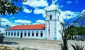 """Sousa - Sousa - """"Cidade sorriso da Paraíba"""" Igreja do Rosário Foto: Êmilly Abrantes"""