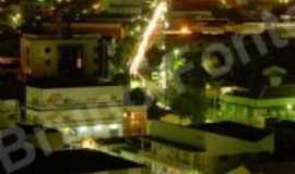 Sousa - centro de sousa a noite, Por LEONARDO SOUSA