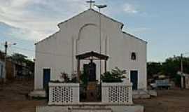 Sucuru - Igreja Católica de Sucuru-Foto:@ivandrobqueiroz