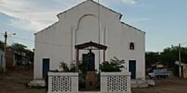 Igreja Católica de Sucuru-Foto:@ivandrobqueiroz