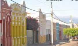 Sumé - rua velha, Por jucinaldo wanderley
