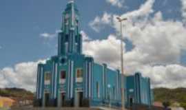 Sumé - igreja restaurada , Por jucinaldo wanderley