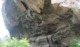 Tacima - Pedra do Letreiro- Presença de inscrições rupestres, Por Irenice da Costa Lima