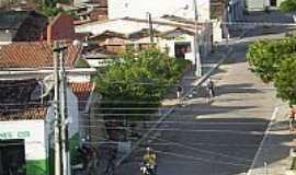 Tacima - Rua central de Tacima(Campo de Sant´Ana)-PB-Foto:Edneide Sousa