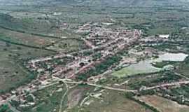 Tacima - Vista aérea de Tacima(Campo de Sant´Ana)-PB-Foto:Gitiara de Lourdes Teixeira da Costa
