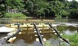 Castelo Novo - Captação de água-Foto:pimentanamuqueca.com.br