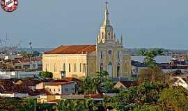 Taperoá - Igreja Nossa Senhora da Conceição - Taperoá-PB Foto: Valtécio Rufi