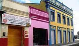Taperoá - Casario no centro de Taperoá-PB-Foto:Calixto R. Pires