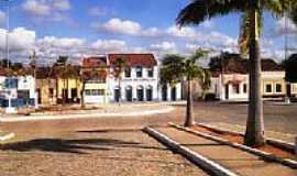 Taperoá - Centro de Taperoá-PB-Foto:Calixto R. Pires