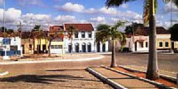Centro de Taperoá-PB-Foto:Calixto R. Pires