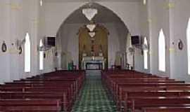Tavares - Igreja de São Miguel - interior