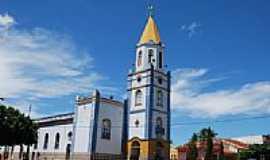 Teixeira - Igreja Matriz de Teixeira-Foto:RICARDO SABADIA