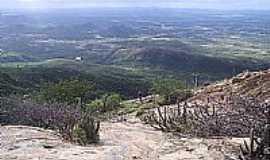 Teixeira - Pedra do Tendó-Foto:carlyle