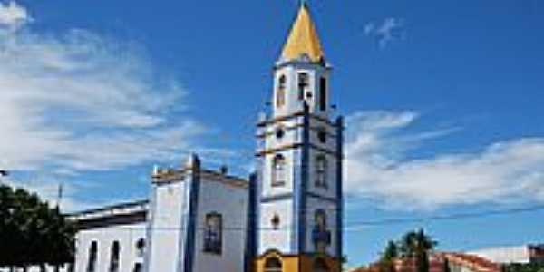 Igreja Matriz de Teixeira-Foto:RICARDO SABADIA