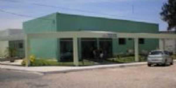 Centro de Saúde, Por Eliane Gonçalves do Portal Uiraúna.com