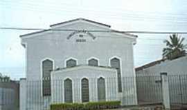 Castro Alves - Igreja da Congrega��o Crist� de Castro Alves-Foto:Congrega��o Crist�.NET