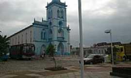Castro Alves - Igreja de N.Sra.da Conceição em Castro Alves-BA-Foto:TOINHO ARAÚJO