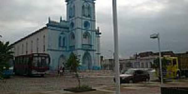 Igreja de N.Sra.da Conceição em Castro Alves-BA-Foto:TOINHO ARAÚJO