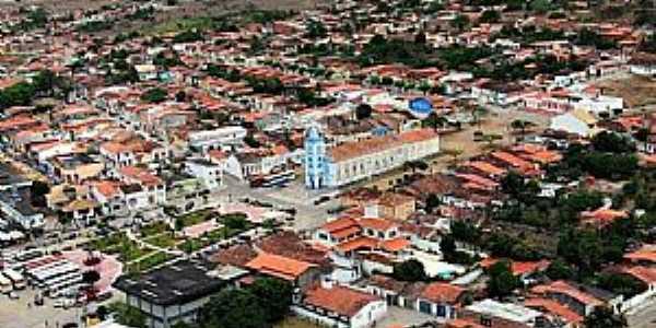 Imagens da cidade de Castro Alves - BA