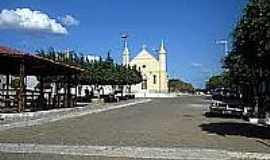 Zabelê - Igreja Matriz de Zabelê-PB-Foto:silvaleitemostraaparaiba.