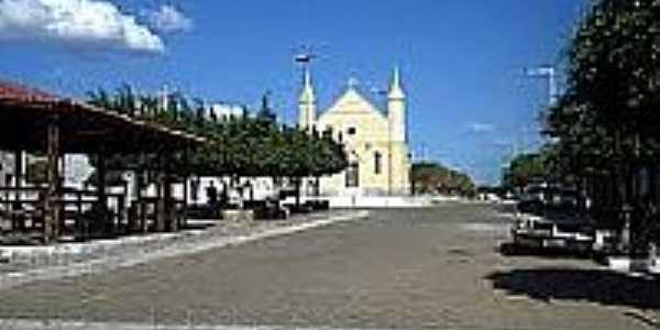 Igreja Matriz de Zabelê-PB-Foto:silvaleitemostraaparaiba.