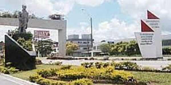 Abreu e Lima-PE-Entrada da cidade-Foto:curiosidadegh.blogspot.com