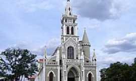Afogados da Ingazeira - Catedral do Senhor Bom Jesus dos Rem�dios-Foto:Vicente A. Queiroz