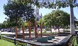 Afogados da Ingazeira - Pra�a da Matriz-Foto:joaoaf2009