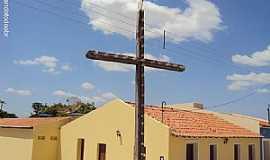Afrânio - Afrânio-PE-Cruzeiro da Igreja Senhor do Bonfim no Distrito de Caboclo-Foto:Sergio Falcetti