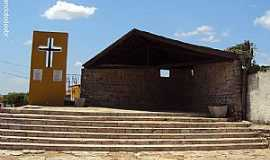 Afrânio - Afrânio-PE-Memorial ao Caboclo no Distrito de Caboclo-Foto:Sergio Falcetti