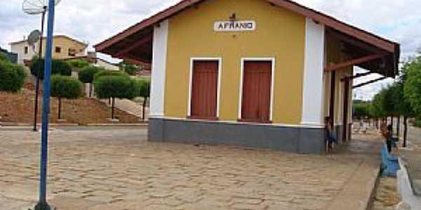 Afrânio-PE-Antiga Estação Ferroviária-Foto:Jorge Hirata