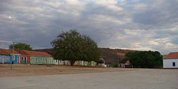 Afrânio-PE-Casario no centro de Caboclo-Foto:Jorge Hirata