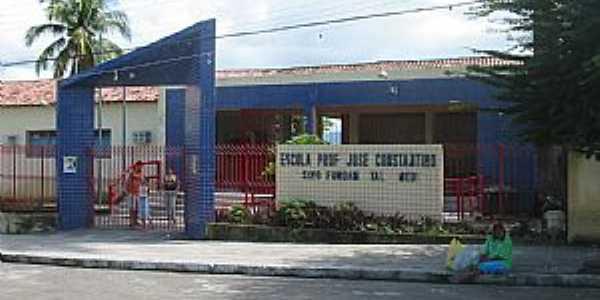 Agrestina-PE-Escola Estadual Prof.José Constantino-Foto:mezaque alves