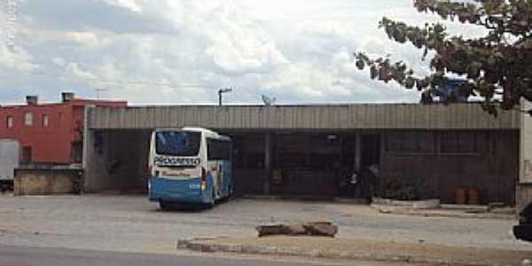 Agrestina-PE-Terminal Rodoviário-Foto:Sergio Falcetti
