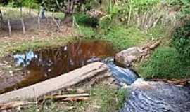 Catinga do Moura - Derivação de água-Foto:Belquior