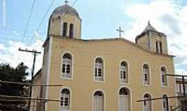 �gua Preta - �gua Preta-PE-Igreja de S�o Sebasti�o-Foto:Sergio Falcetti