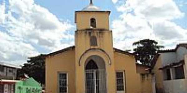 Água Preta-PE-Igreja de São José da Agonia-Foto:Sergio Falcetti