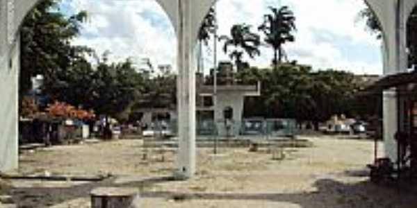 Água Preta-PE-Praça José Ceciliano Calado-Foto:Sergio Falcetti