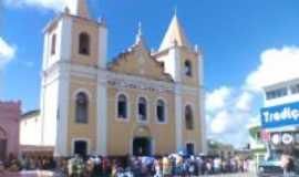 Águas Belas - Igreja matriz de águas belas, Por sebastião Santos