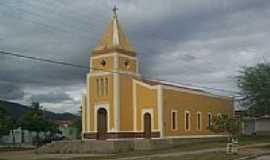 Águas Belas - Igreja Católica, por Elio Rocha.