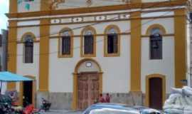 Águas Belas - Matriz Nossa Senhora da Conceição  fundada em  1766, Por SEBASTIAO DOS SANTOS