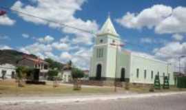 Águas Belas - Igreja de São Sebastião em 2011, Por j.santos de melo