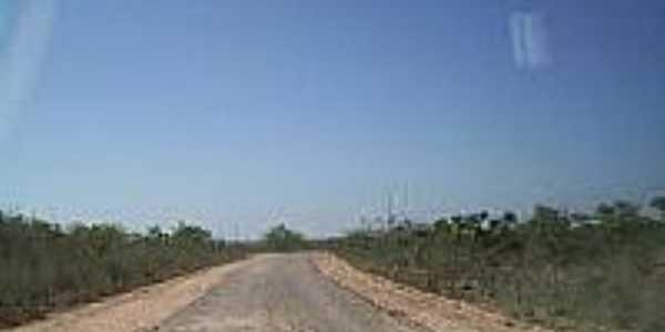 Entrada do Distrito de Airi-Foto:fotowho.net