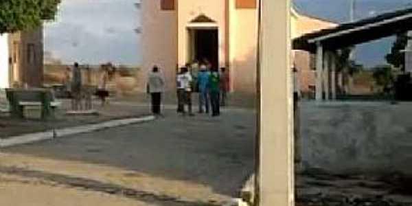 Albuquerque Né-PE-Igreja do Distrito-Foto:jonas rafael