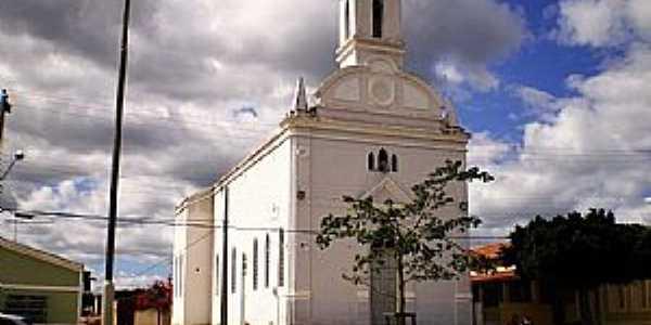 Algodões-PE-Igreja Matriz-Foto:Jorge Hirata